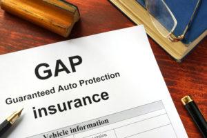 GAP Insurance - Guaranteed Auto Protection